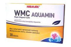 WMC AQUAMIN Wapń Magnez Cynk x 30 tabletek
