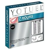 YOTUEL 7 Hours 0,1% zestaw do wybielania zębów 2x6ml