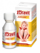 ŻURAVIT JUNIOR + Syrop 100ml