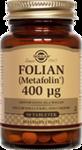 SOLGAR Folian (Metafolin®) 400µg x 50 tabletek