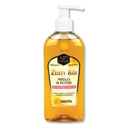 API-GOLD Złoty Rój Mydło w płynie do higieny intymnej  250ml