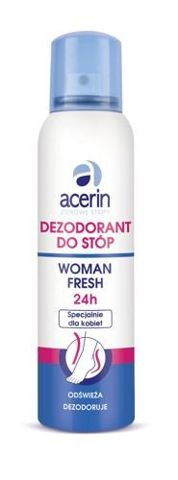 ACERIN WOMEN FRESH dezodorant do stóp 150ml