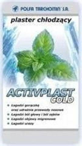 ACTIVPLAST COLD Plaster chłodzący x 1 sztuka