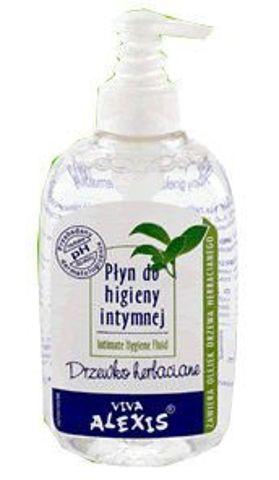 ALEXIS Płyn do higieny intymnej 300ml drzewko herbaciane