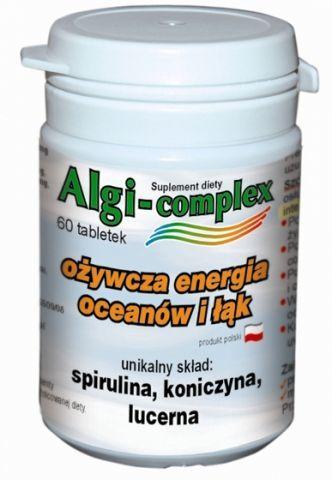 ALGI-COMPLEX x 60 tabletek