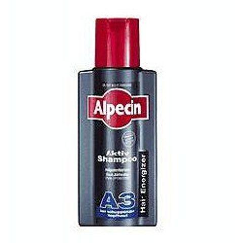 ALPECIN A3 Aktiv Szampon przeciwłupieżowy 250ml