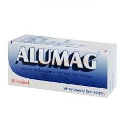 ALUMAG x 30 tabletek