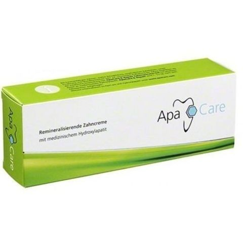 APACARE Toothpaste Pasta do zębów 75ml