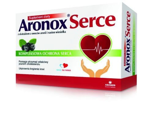 ARONOX SERCE x 30 kapsułek