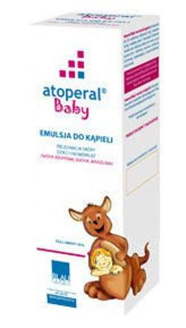 ATOPERAL BABY Emulsja do kąpieli 500ml