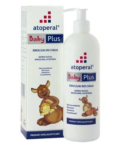 ATOPERAL Baby Plus emulsja do ciała 200ml