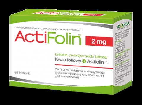 ActiFolin 2mg x 30 tabletek