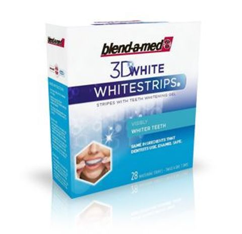 BLEND-A-MED Whitestrips x 28 pasków