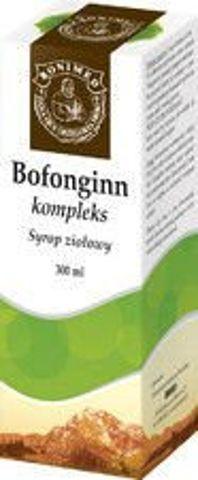 BOFONGINN KOMPLEKS syrop ziołowy 300ml