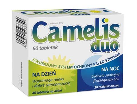 CAMELIS DUO x 60 tabletek