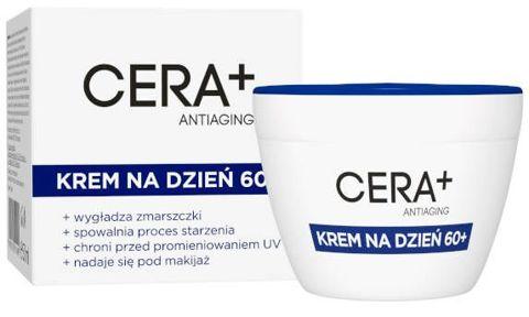 CERA+ Antiaging Krem na dzień 60+ 50ml