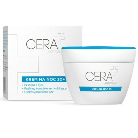 CERA+ Antiaging Krem na noc 30+ 50ml