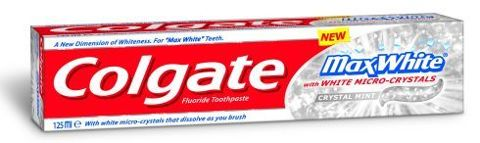 COLGATE Pasta Max White 125ml