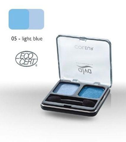 DUET cieni do powiek 05 - Light Blue 4 g