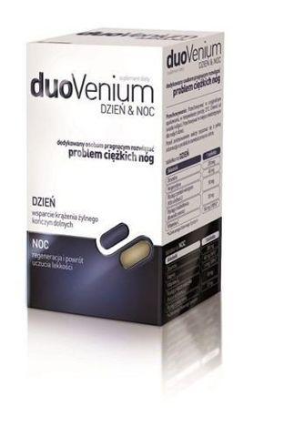 DuoVenium x 60 tabletek (30 tabletek na dzień + 30 tabletek na noc)