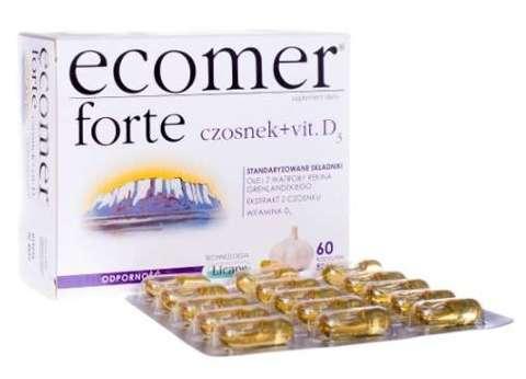 ECOMER Forte x 60 kapsułek