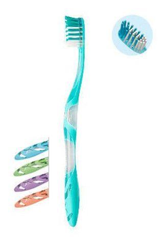 ELGYDIUM Anti-Plaque Szczoteczka do zębów Soft x 1 sztuka
