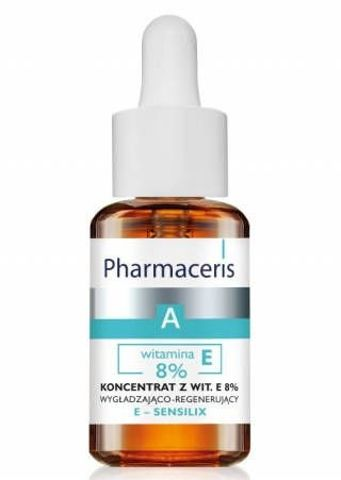 ERIS Pharmaceris A E-Sensilix koncentrat z wit. E wygładzająco-regenerujący 30ml