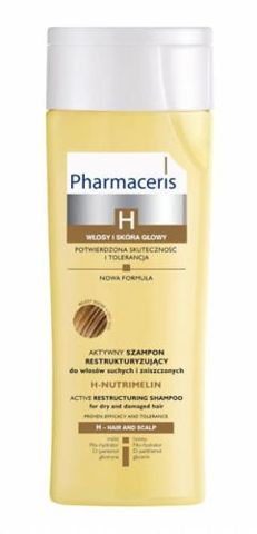 ERIS Pharmaceris H-Nutrimelin aktywny szampon regenerujący 250ml
