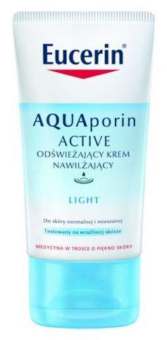 EUCERIN AQUAporin ACTIVE Odświeżający krem nawilżający 40ml