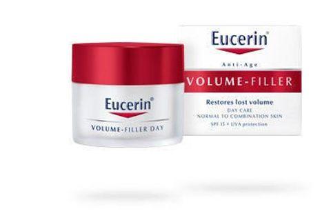 EUCERIN VOLUME-FILLER Krem przywracający objętość na dzień dla skóry normalnej i mieszanej 50ml