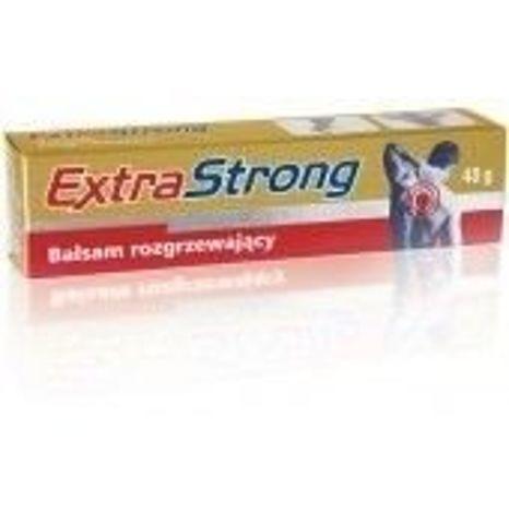 EXTRASTRONG Balsam rozgrzewający bezzapachowy 40g