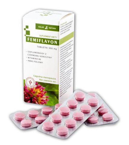 FEMIFLAVON 0,55 x 30 tabletek
