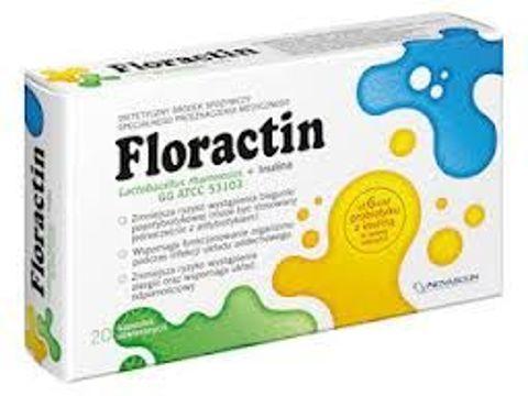 FLORACTIN x 20 kapsułek