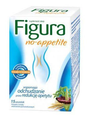 Figura No-Appetite Fix x 15 saszetek