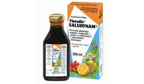 Floradix Saludynam 250ml