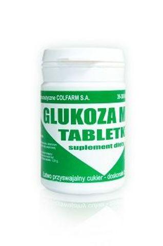 GLUKOZA Mint x 50 tabletek