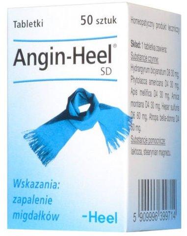 HEEL Angin SD x 50 tabletek