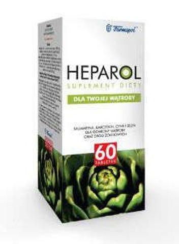 Heparol x 60 tabletek