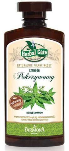Herbal Care szampon pokrzywowy 330ml