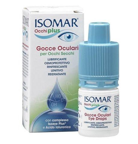 ISOMAR Ochi Plus krople do suchych oczu 10ml