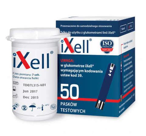 IXELL TD-4331 paski testowe x 50 sztuk