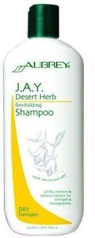 J.A.Y. Odżywczy szampon do włosów z wyciągiem z pustynnych roślin (Jojoba/Aloes/Yucca) 325ml