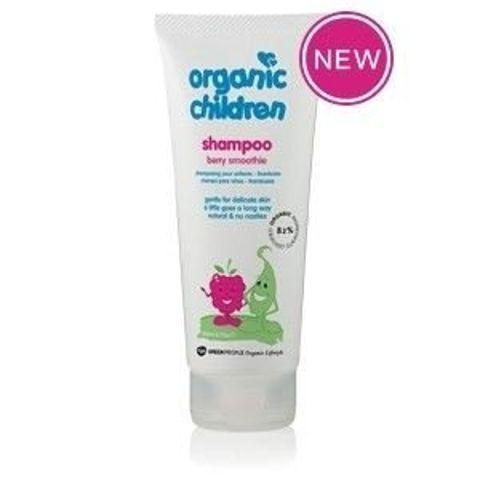 Jagodowy Smoothie szampon dla dzieci i niemowląt 200ml