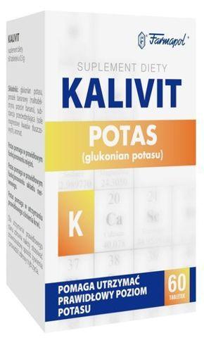 KALIVIT x 60 tabletek