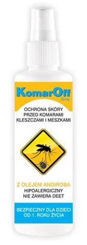 KOMAROFF spray 70ml