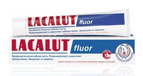LACALUT Fluor 75 ml