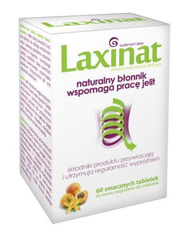 LAXINAT 60 tabletek