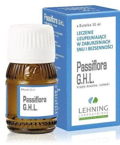 LEHNING Passiflora GHL krople 30ml