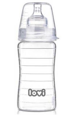 LOVI Butelka szklana Diamond Glass 250ml 74/200