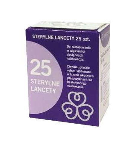 Lancet Evercare x 25 sztuk